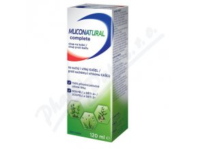 Muconatural complete sirup  (120ml)