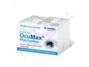 Ocumax Plus Farmax (tob 40+20)