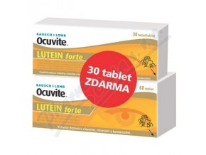 OCUVITE LUTEIN FORTE (TBL 3X30)