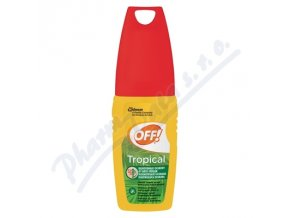 OFF Tropical rozprašovač  (100ml)