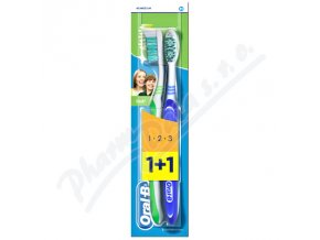 ORAL-B ZUBNI KART. 3EFFECT NATU (KS 1+1)
