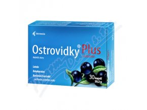 OSTROVIDKY PLUS S LUTEINEM (CPS 30)