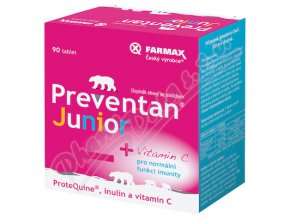 PREVENTAN JUNIOR (TBL 90)