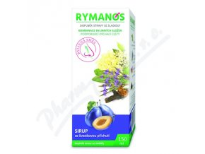 Rymanos sirup  (150ml)