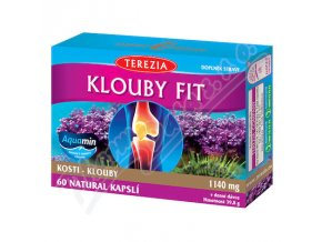 TEREZIA Klouby fit  (cps 60)