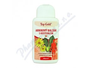 TOP GOLD ARNIKOVY BALZAM S KOST (200ML)