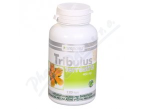 Tribulus terrestris 400mg cps.120 ()
