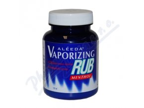 Vaporizing Rub Menthol Gel - prsní balzám (150ML)