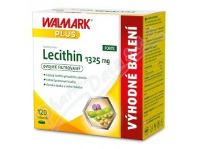 W Lecithin Forte 1325mg (tob 120)