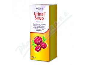 W Urinal Sirup Idelyn (150ml)