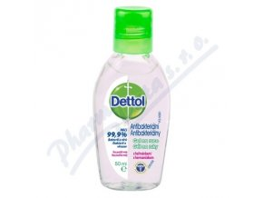 DETTOL ANTIBAKTERIALNI GEL HERM (50ML)