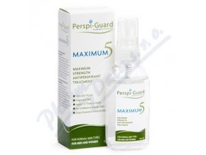 Perspi-Guard Antiperspirant Maximum 5 (50ml)