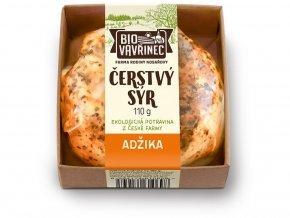 Bio Čerstvý sýr Adžika 110g