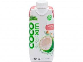 Kokosová voda Lotosový květ 330ml