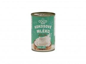 Kokosové mléko na vaření 400ml