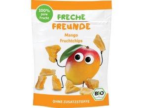 Bio Ovocné chipsy Mango 14g