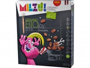 Bio Cereální zrnka s kakaem 200g