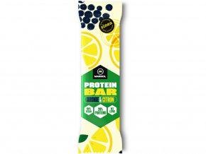 Proteinová tyčinka Aronie a citron 40g