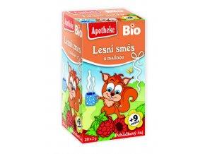 Bio Pohádkový čaj Lesní směs s malinou 20x2g