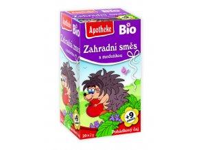 Bio Pohádkový čaj Zahradní směs s meduňkou 20x2g