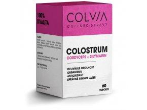 Colostrum Cordyceps+Silymarin 33g
