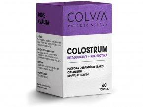 Colostrum Betaglukany+Probiotika 33g