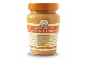 Makedonské tahini s pomerančem 350g