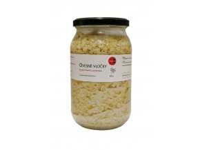 Ovesné vločky fermentované s pohankou 850g sklenička