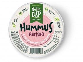Hummus Harrissa 180g