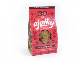 Bio Ajalky - brusinková pusinka 100g