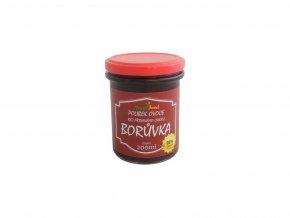 Polibek ovoce Borůvka bez cukru 200ml