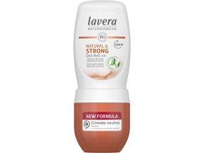 Lavera Deodorant roll-on Strong 50ml