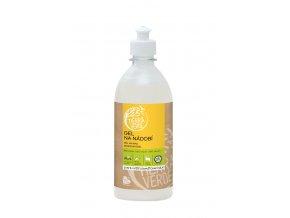 Bio Gel na nádobí s citronovou silicí 500ml