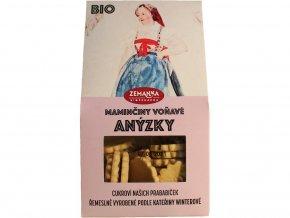 AKCE - Bio sušenky s anýzem 100g. Min. trv. 11.10.2021
