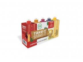 Take it shake it LEV 5x20ml mix ovocný nápoj