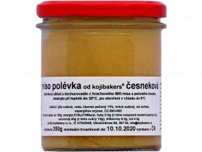 Miso polévka česneková 350g