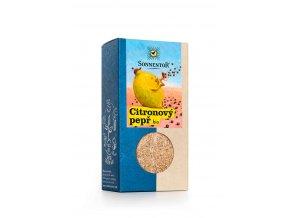 Bio Citronový pepř 70g