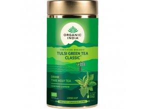 Tulsi Zelený čaj sypaný 100g