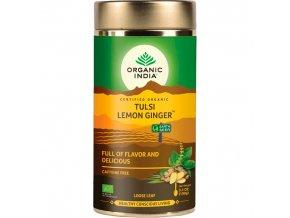 Tulsi Citron Zázvor sypaný čaj 100g