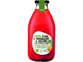 Šťáva 100% rajče - celer 750ml