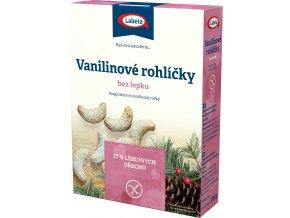 Vanilínové rohlíčky bez lepku 295g