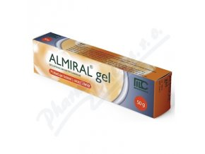 ALMIRAL GEL (GEL 1X50GM)