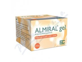 ALMIRAL GEL (GEL 1X250GM)