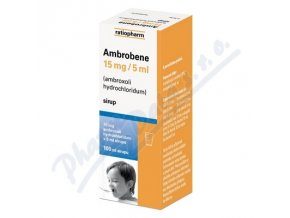 AMBROBENE SIRUP (SIR 100ML 15MG/5ML)