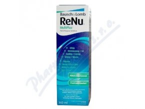 BAUSCH&LOMB RENU MULTI PLUS (360ML)