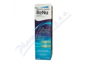 Bausch&Lomb ReNu MultiPlus Multi-Purpose Sol.240ml ()