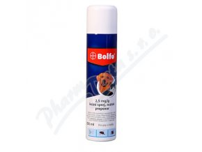 BOLFO SPRAY (250ML)
