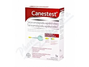 Canestest test pro samodiagnostiku vagin.infekcí (1ks)
