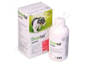 DRONTAL JUNIOR A.U.V.SUSP (50ML)