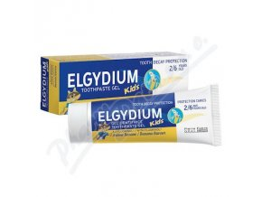 ELGYDIUM KIDS gel 2-6 let  (50 ml banán)
